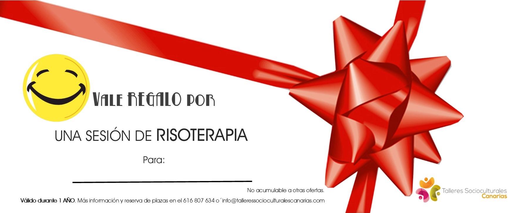 Regala risoterapia, regala felicidad en Las Palmas