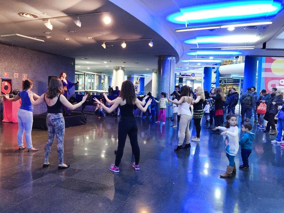 Taller de Iniciación a la Danza del Vientre