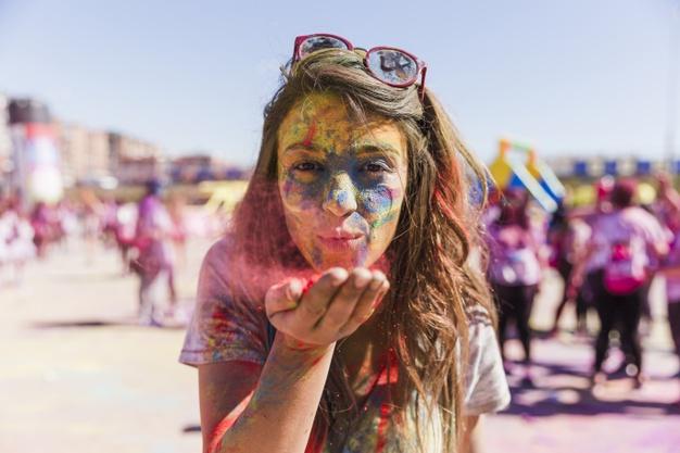 Organización de fiesta holi en Gran Canaria